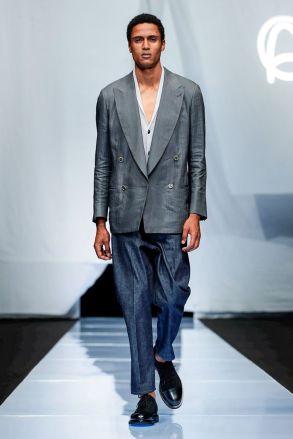 Giorgio Armani Menswear Spring Summer 2019 Milan22