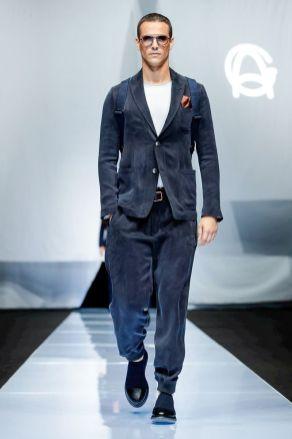 Giorgio Armani Menswear Spring Summer 2019 Milan32