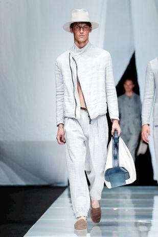 Giorgio Armani Menswear Spring Summer 2019 Milan36