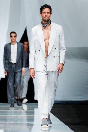 Giorgio Armani Menswear Spring Summer 2019 Milan39
