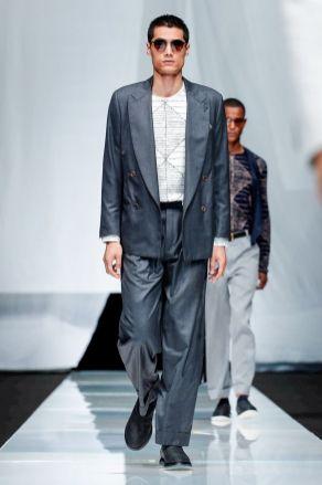 Giorgio Armani Menswear Spring Summer 2019 Milan42