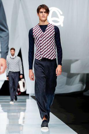 Giorgio Armani Menswear Spring Summer 2019 Milan44