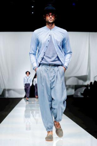 Giorgio Armani Menswear Spring Summer 2019 Milan57