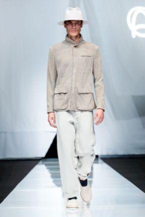 Giorgio Armani Menswear Spring Summer 2019 Milan7