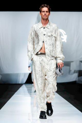 Giorgio Armani Menswear Spring Summer 2019 Milan75