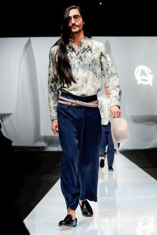 Giorgio Armani Menswear Spring Summer 2019 Milan82
