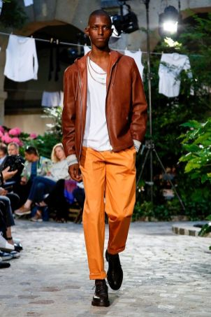 Hermes Menswear Spring Summer 2019 Paris24