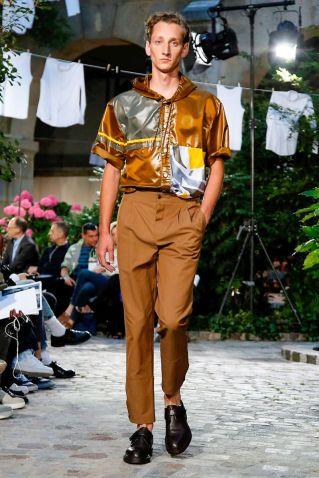 Hermes Menswear Spring Summer 2019 Paris26