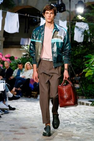 Hermes Menswear Spring Summer 2019 Paris27