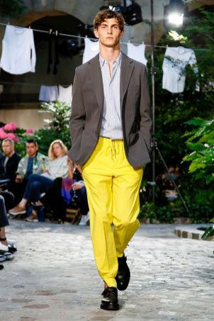 Hermes Menswear Spring Summer 2019 Paris29