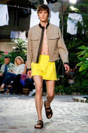 Hermes Menswear Spring Summer 2019 Paris33