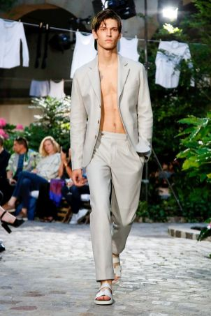 Hermes Menswear Spring Summer 2019 Paris35