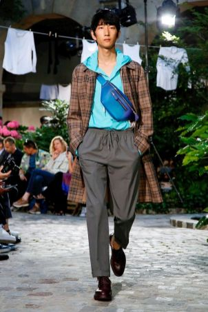 Hermes Menswear Spring Summer 2019 Paris39