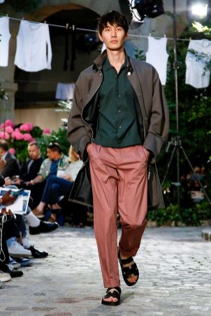 Hermes Menswear Spring Summer 2019 Paris41