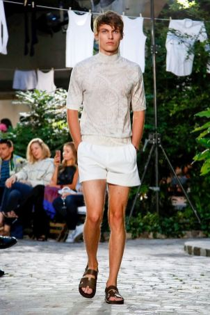 Hermes Menswear Spring Summer 2019 Paris43