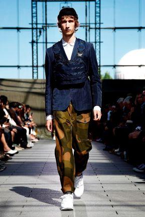 Junya Watanabe Man Menswear Spring Summer 2019 Paris10