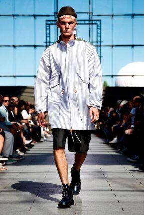 Junya Watanabe Man Menswear Spring Summer 2019 Paris12