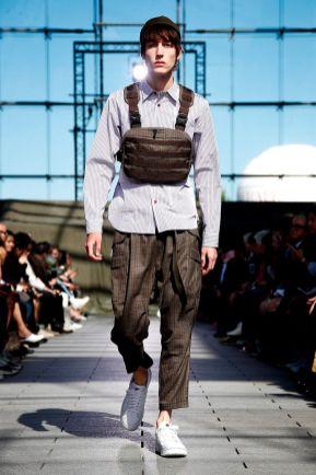 Junya Watanabe Man Menswear Spring Summer 2019 Paris22