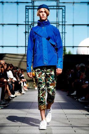 Junya Watanabe Man Menswear Spring Summer 2019 Paris25