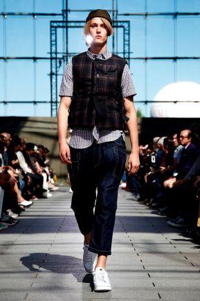 Junya Watanabe Man Menswear Spring Summer 2019 Paris29