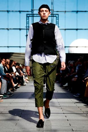 Junya Watanabe Man Menswear Spring Summer 2019 Paris32