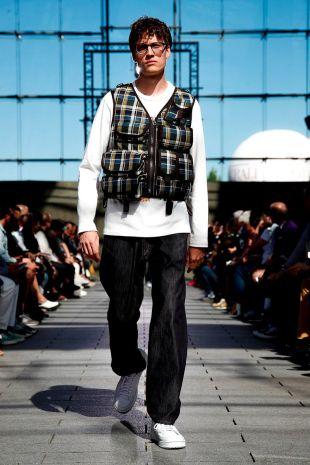 Junya Watanabe Man Menswear Spring Summer 2019 Paris35