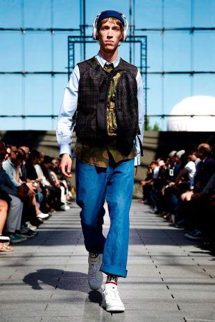 Junya Watanabe Man Menswear Spring Summer 2019 Paris38