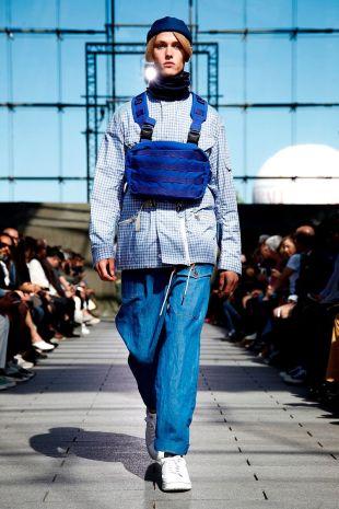 Junya Watanabe Man Menswear Spring Summer 2019 Paris42