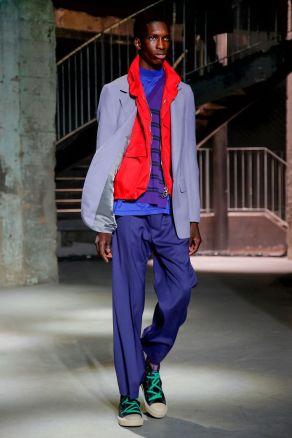Lanvin Menswear Spring Summer 2019 Paris12