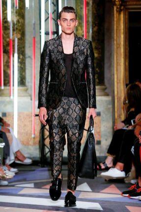 Les Hommes Menswear Spring Summer 2019 Milan13