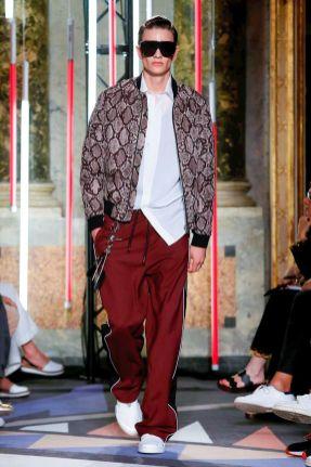 Les Hommes Menswear Spring Summer 2019 Milan17