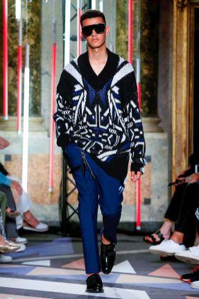 Les Hommes Menswear Spring Summer 2019 Milan20