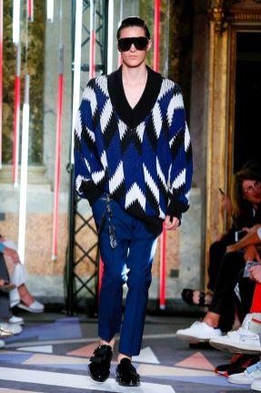 Les Hommes Menswear Spring Summer 2019 Milan22