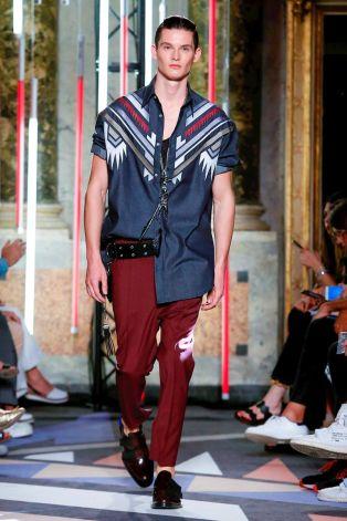 Les Hommes Menswear Spring Summer 2019 Milan27