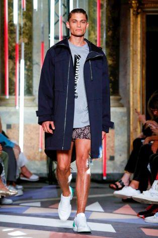 Les Hommes Menswear Spring Summer 2019 Milan28