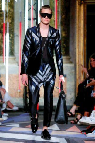 Les Hommes Menswear Spring Summer 2019 Milan32