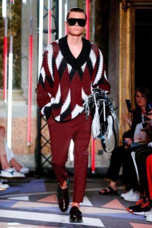 Les Hommes Menswear Spring Summer 2019 Milan35