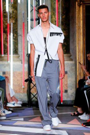 Les Hommes Menswear Spring Summer 2019 Milan7