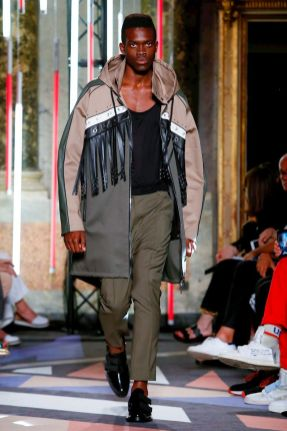 Les Hommes Menswear Spring Summer 2019 Milan9