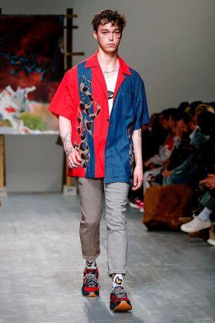 Liam Hodges Menswear Spring Summer 2019 London15