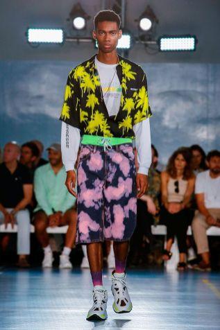MSGM Menswear Spring Summer 2019 Milan41