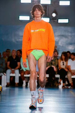 MSGM Menswear Spring Summer 2019 Milan53