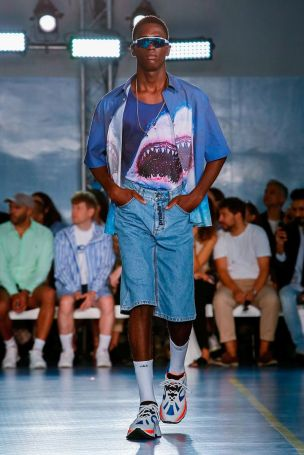 MSGM Menswear Spring Summer 2019 Milan9