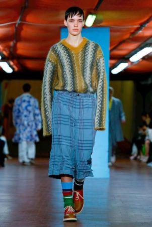 Marni Menswear Spring Summer 2019 Milan18