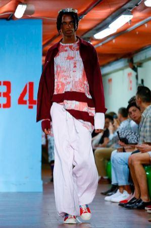 Marni Menswear Spring Summer 2019 Milan3