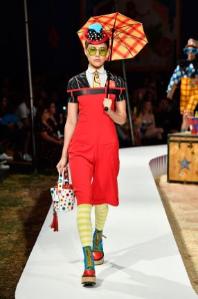 Moschino Menswear Spring Summer 2019 & Women's Resort Los Angeles13