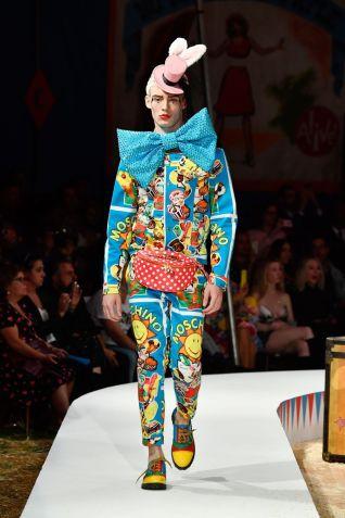 Moschino Menswear Spring Summer 2019 & Women's Resort Los Angeles57