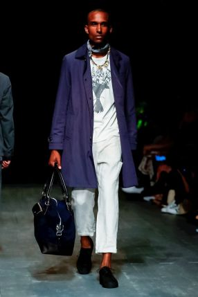 Oliver Spencer Menswear Spring Summer 2019 London21