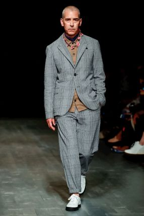 Oliver Spencer Menswear Spring Summer 2019 London23