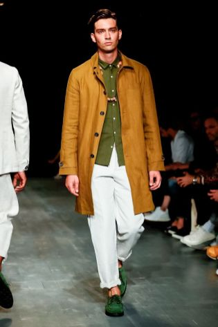 Oliver Spencer Menswear Spring Summer 2019 London26
